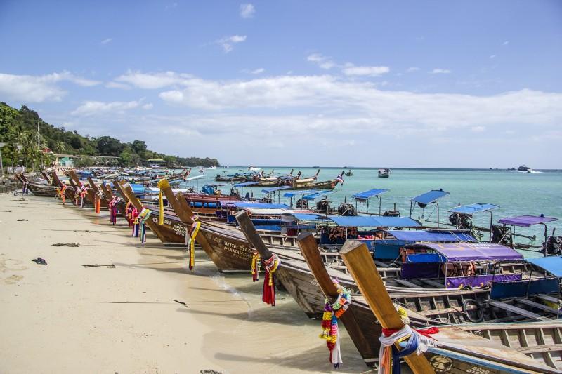 kho phi phi wycieczka 28 800x533 - Tajlandia