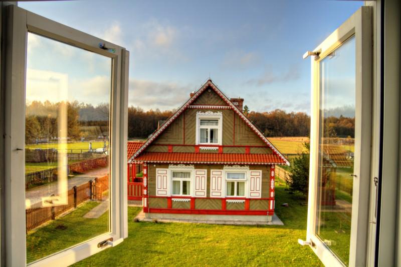 widok z okna male 800x533 - Sioło Budy