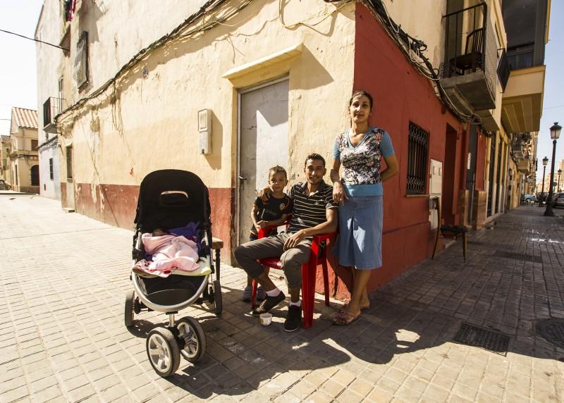 rodzina2 800x572 - Rodzinny portret z Walencji